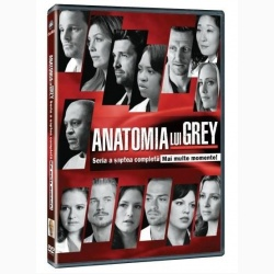 ANATOMIA LUI GREY Sezonul 7 (6disc) / GREY'S ANATOMY Season 7 (6disc) - TV Series