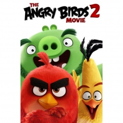 Angry Birds 2 - Filmul / The Angry Birds 2 Movie - DVD