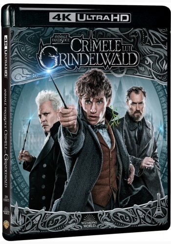 Animale Fantastice: Crimele lui Grindelwald / Fantastic Beasts: The Crimes of Grindelwald - 4K