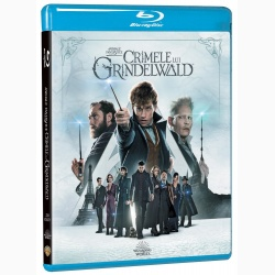 Animale Fantastice: Crimele lui Grindelwald / Fantastic Beasts: The Crimes of Grindelwald (Blu-Ray Disc)