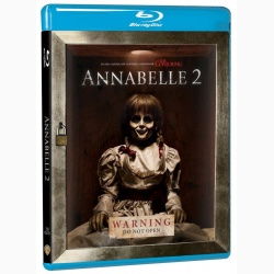 ANNABELLE 2  / ANNABELLE: CREATION  - BD