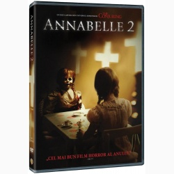 ANNABELLE 2  / ANNABELLE: CREATION  - DVD