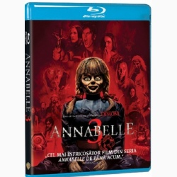 Annabelle 3 - Blu Ray Disc
