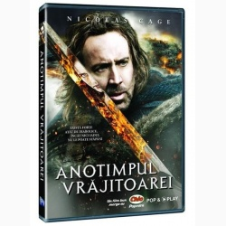 ANOTIMPUL VRĂJITOAREI / SEASON OF THE WITCH - DVD