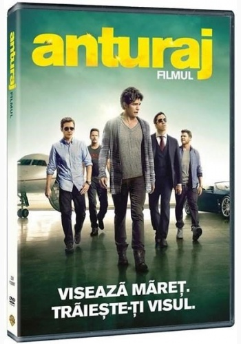 ANTURAJ / ENTOURAGE - DVD