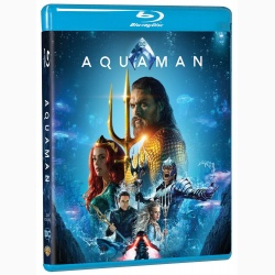 Aquaman (Blu-Ray Disc)