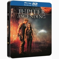 ASCENSIUNEA LUI JUPITER 3D Futurepack / JUPITER ASCENDING 3D Futurepack - 3D Steelbook