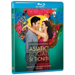 ASIATICI BOGAŢI ŞI ŢICNIŢI / CRAZY RICH ASIANS - BD