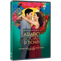 ASIATICI BOGAŢI ŞI ŢICNIŢI / CRAZY RICH ASIANS - DVD
