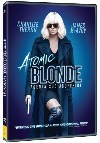 ATOMIC BLONDE: AGENTA SUB ACOPERIRE / ATOMIC BLONDE - DVD