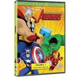 AVENGERS Vol.1 / MARVEL THE AVENGERS Vol.1 - DVD