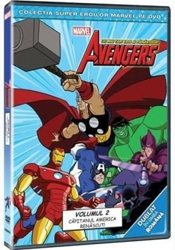 AVENGERS Vol.2 / MARVEL THE AVENGERS Vol.2 - DVD