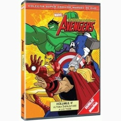 AVENGERS Vol.4 / MARVEL THE AVENGERS - EARTH'S MIGHTIEST Vol.4 - DVD