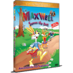 Aventurile lui Iepurilă / Maxwell Saves The Day - DVD