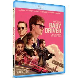 Baby Driver - BLU-RAY