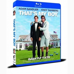 Băiatu' tatii / That's My Boy - BLU-RAY
