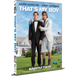Băiatu' tatii / That's My Boy - DVD
