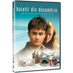 BĂIEŢII DIN DECEMBRIE / DECEMBER BOYS - DVD