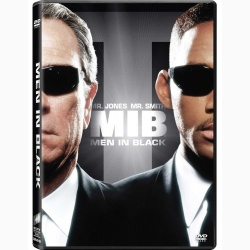 Barbati in negru 1  / Men in Black - DVD
