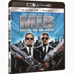 Barbati in negru 1  / Men in Black - BD 2 discuri (4K Ultra HD + Blu-ray)