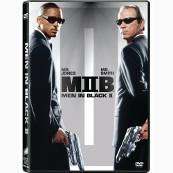 Barbati in negru 2  / Men in Black 2 - DVD
