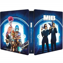 Barbati in Negru International / Men in Black International - UHD 2 discuri (4K Ultra HD + Blu-ray) (Steelbook)