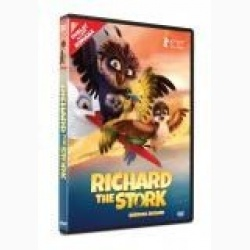 Bărzoiul Richard / Richard the Stork (A Stork's Journey) - DVD