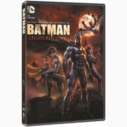 BATMAN: LEGĂTURI DE SÂNGE / BATMAN: BAD BLOOD - DVD