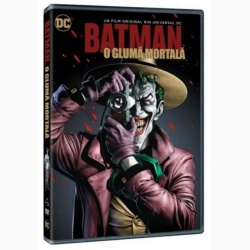 BATMAN: O GLUMĂ MORTALĂ / BATMAN: THE KILLING JOKE - DVD