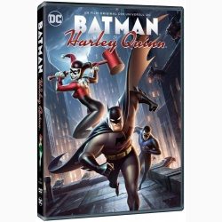 BATMAN ŞI HARLEY QUINN / BATMAN AND HARLEY QUINN - DVD