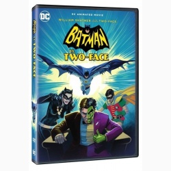 BATMAN vs. TWO-FACE / BATMAN vs. TWO-FACE - DVD