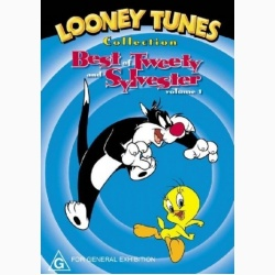 LOONEY TUNES - BEST OF TWEETY AND SYLVESTER Vol.1 / LOONEY TUNES - BEST OF TWEETY AND SYLVESTER Vol.1 - DVD
