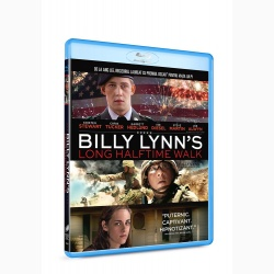 Billy Lynn: Drumul unui erou / Billy Lynn's Long Halftime Walk - BLU-RAY