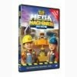 Bob Constructorul: Mega Maşini - Filmul / Bob the Builder: Mega Machines - The Movie - DVD