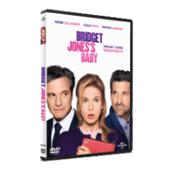 Bridget Jones însărcinată / Bridget Jones's Baby - DVD