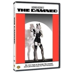CĂDEREA ZEILOR / DAMNED, THE - DVD