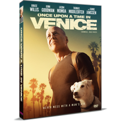 Cainele... sau viata! / Once Upon a Time in Venice - DVD