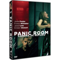 Camera de refugiu / Panic Room - DVD