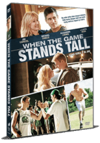 Când totul e în joc / When the Game Stands Tall - DVD