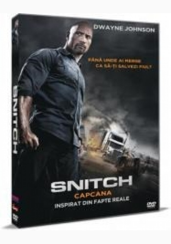 Capcana / Snitch - DVD
