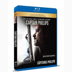 Căpitanul Phillips / Captain Phillips - BLU-RAY