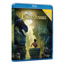 CARTEA JUNGLEI (2016) / JUNGLE BOOK (2016) - BD