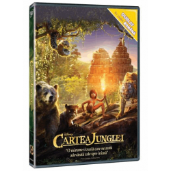 CARTEA JUNGLEI (2016) / JUNGLE BOOK (2016) - DVD