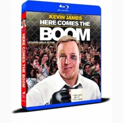 Categoria grea în 73 / Here Comes the Boom - BLU-RAY
