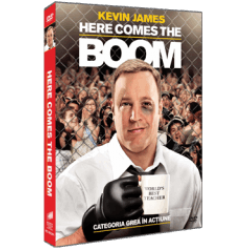 Categoria grea în acțiune / Here Comes the Boom - DVD