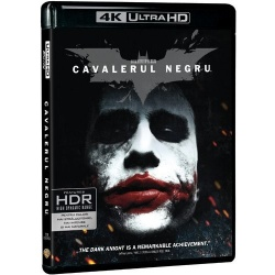 CAVALERUL NEGRU 4K / THE DARK KNIGHT 4K - 4K