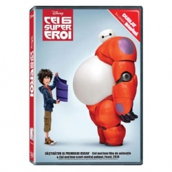 CEI 6 SUPER EROI / BIG HERO 6 - DVD