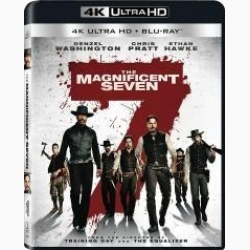 Cei Şapte Magnifici / The Magnificent Seven - BD 2 discuri (4K Ultra HD + Blu-ray)