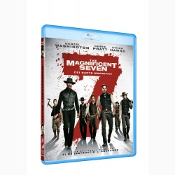 Cei Şapte Magnifici / The Magnificent Seven - BLU-RAY