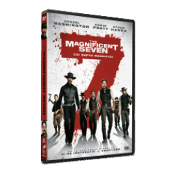 Cei Şapte Magnifici / The Magnificent Seven - DVD